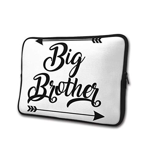 Sheho Laptop Schutzhülle Bald zu Big Brother Notebook Computer Cover Tasche Schutzhülle für 15 Zoll Laptop
