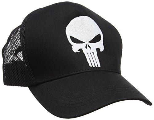 Marvel Herren Baseball Cap Schwarz schwarz One size