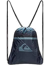Quiksilver Classic Acai - Sac à dos avec cordon de serrage pour Homme, Couleur: BLACK, Taille: 1SZ