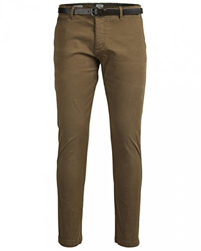 JACK & JONES Herren Hose Dark Camel (12117437)
