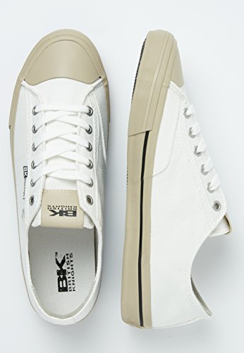 British Knights Chase Uomini Bassa Sneakers Ecru Barato Proveedor Más Grande uwtwr