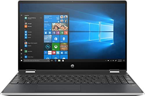 HP Pavilion x360 15-dq0400ng Argento Ibrido (2 in 1) 39,6 cm (15.6') 1920 x 1080 Pixel Touch Screen 1,8 GHz Intel Core i7 di ottava Generazione i7-8565U Pavilion x360 15-dq0400ng, Intel