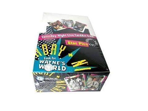 1992 Star Pics Saturday Night Live Trading Card Box by Star Pics
