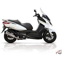 Kymco 125Super dink-09/15 Yasuni-746237- Tubo de escape silencioso para moto