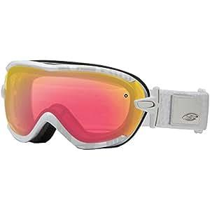Smith Women's Virtue SPH Snow Goggle - White Danger