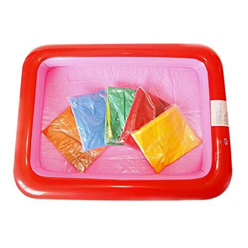 ares Kissen Sand Tragbarer Sand Tray Für Kinder Angeln Swimming Pool Wasser-Spiel (60X45Cm) ()