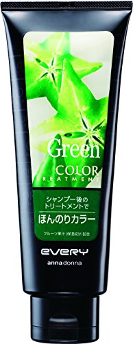 every hair color treatment green - Coloration Subtil Green