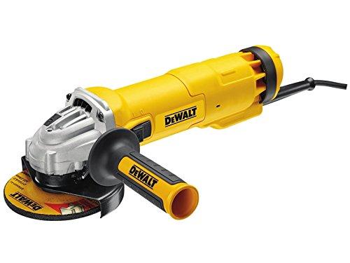 DEWALT DWE4206K 115 mm 1010 W 240 V Mini Grinder With Kitbox