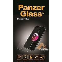 "PanzerGlass 2004 Transparente iPhone 7 Plus - Protector de pantalla (Clear screen protector, Teléfono móvil/smartphone, Apple, iPhone 7 Plus, 14 cm (5.5""))"