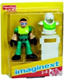 Fisher Price Imaginext Action Figure Policeman