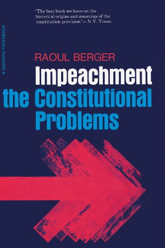 impeachment-the-constitutional-problems-enlarged-edition