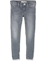 Scotch & Soda R'Belle La Milou-Silver Shadow, Jeans Fille