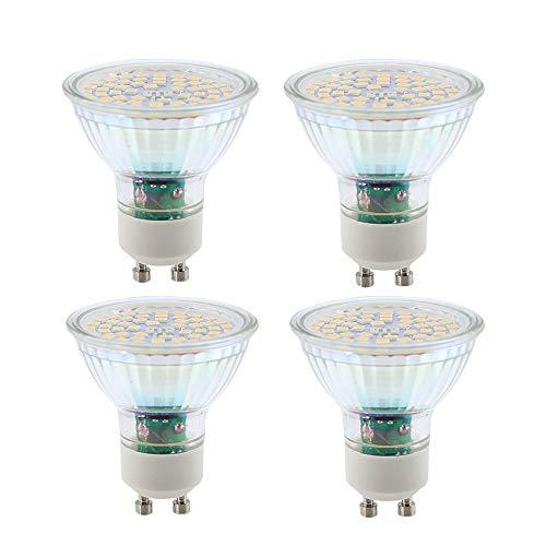 Bombilla LED Foco GU10, Led Gu10 Luz, Plafon De Led Spot Empotrable...