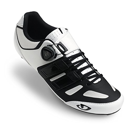 Giro Sentrie Techlace Shoes Men black 2018 Schuhe white