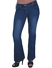 Womens Fashion Jeans Trousers Pants