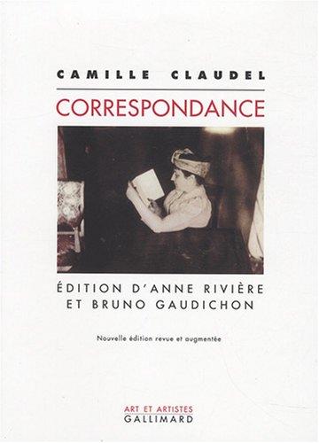 Correspondance par Camille Claudel