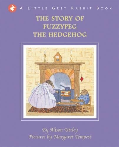 The story of Fuzzypeg the hedgehog