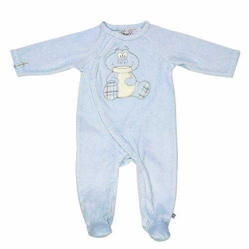 Noukies BB1270133, Pyjama Bébé garçon, (Bleu Clair), 50
