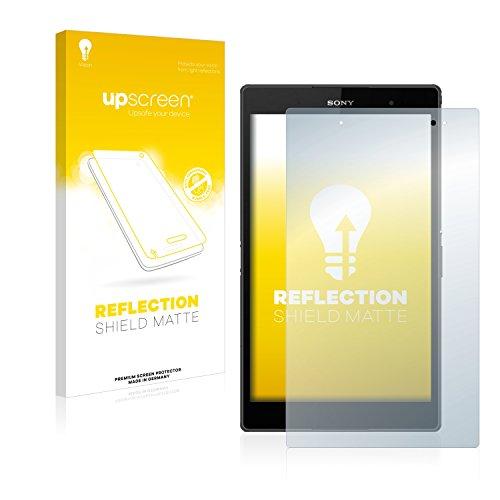 upscreen Matt Schutzfolie für Sony Xperia Z3 Tablet Compact SGP611, SGP612 - Entspiegelt, Anti-Reflex, Anti-Fingerprint