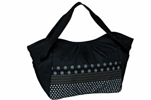 Lässig Sac à Langer - Twin Multimix - Noir