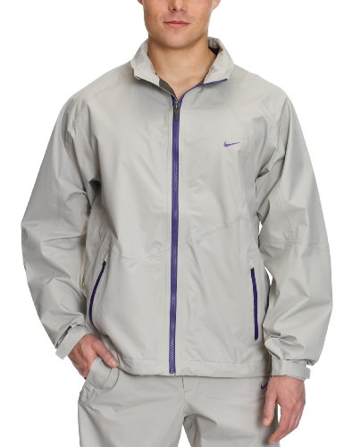 Nike Herren Jacke GORE TEX PACLITE, 061 granite/varsity purple, L (Tex Nike Jacke Gore)