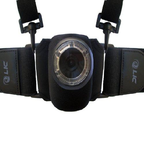 Liquid Image Imbragatura Regolabile per Indossare Action Cam EGO, Nero - Body Kit Prezzo