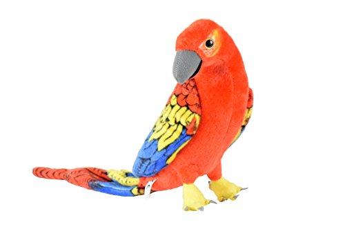 PTS - Peluche pappagallo di 40 cm