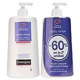 Neutrogena Crema Elasticidad Intensa Duplo - 750 ml