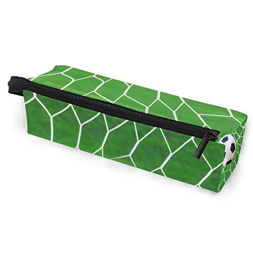 Sonnenbrille Fall Stift Federmäppchen Sport Fußball Fußball Schießen Schreibwaren Beutel Aufbewahrungsbox Kosmetiktaschen Brillen Tasche mit Aufhängeöse