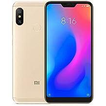 "Xiaomi Mi A2 Lite 5.84"" Dual SIM 4G 3GB 32GB 4000mAh Gold - Smartphones (14.8 cm (5.84""), 3 GB, 32 GB, 12 MP, Android, Gold)"