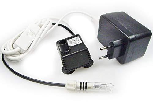Eden Pumpe 106L mit Licht und 3-Wege-Schalter - 0,5 m Förderhöhe ...