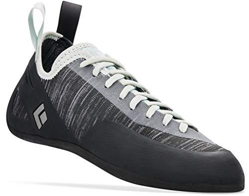 Black Diamond Momentum Lace Climbing Shoes Women Ash Schuhgröße US 8,5 | EU 40 2018 Kletterschuhe