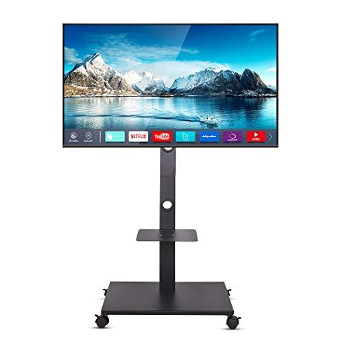 UNHO Soporte Móvil de Suelo para TV LED LCD OLED Plasma de...