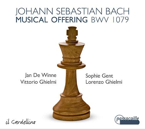 J.S.Bach: Das Musikalische Opfer BWV 1097