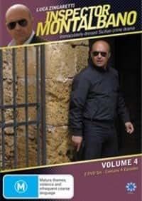 Inspector Montalbano (Volume 4) - 2-DVD Set ( Il Commissario Montalbano ) ( Detective Montalbano - Volume Four ) [ Origine Australien, Sans Langue Francaise ]
