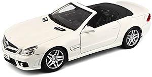 Maisto 531168 Mercedes SL63 AMG Cabrio