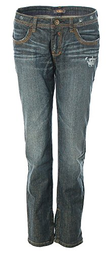 S3SS -  Jeans  - Donna Black Used
