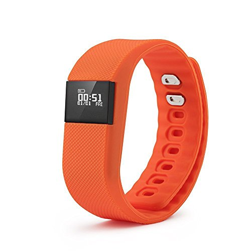 ATETION TW64 Smartwatch Intelligente Armbanduhr Bluetooth Armbanduhr Smart band Kalorienzähler Drahtlos Schrittzähler Sporttätigkeit Tracker für iPhone Samsung Android IOS Phone (Datum Medikament)