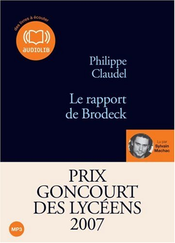Le Rapport Brodeck |