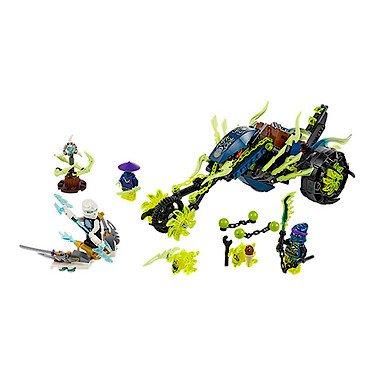 LEGO Ninjago - Juego de construcción (70730)