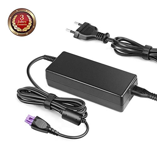 32V 1560MA AC Adapter für HP 0957-2230/0957-2271/0957-2105/0950-4476/0957-2259/0957-2289/0957-2242/0957-2269, HP OfficeJet All-in-One J4580 J4680 Photosmart C5180 C6150 C6175 C6180 C6188 C7180 C7280 All In One Power Kabel