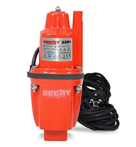 Preisvergleich Produktbild Hecht 3301 Membranpumpe 1400l/h