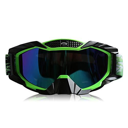 KnBoB Sportbrille Polarisiert Ski Motocrossbrille Sportsonnenbrille Damen G