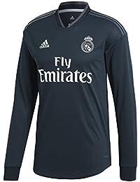 0ae527e1249b4 adidas Real A JSY AU L - Camiseta Manga Larga 2ª equipación Real Madrid