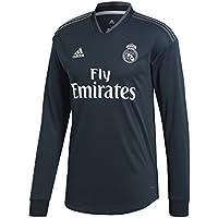 adidas Real A JSY AU L - Camiseta Manga Larga 2ª equipación Real Madrid 3c57ef6770bea