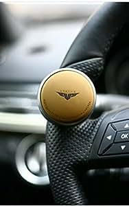 Status Mini Power Handle Car Steering Wheel Knob (Beige) For Datsun Redi-GO