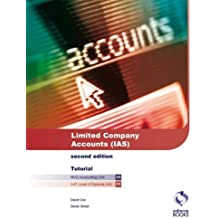 Limited Company Accounts (IAS) Tutorial (AAT/NVQ Accounting)