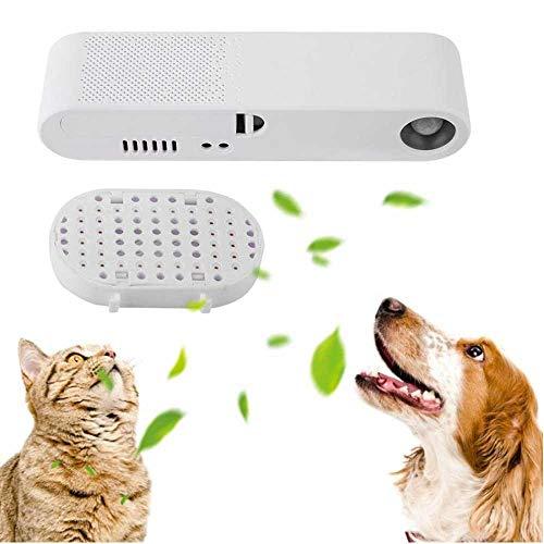 Womdee Pet Deodorizer, Pet Air Freshener Purifiers und Cat Dog Odour Eliminator Remover helfen dabei, Keime abzutöten, die Luft zu erfrischen, Gerüche von Haustieren oder der Toilette zu reduzieren -