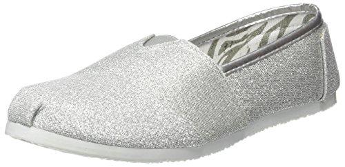 Beppi Damen Espadrilles, Silber (Silver Silver), 41 EU