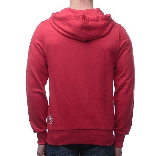 Boxeur Des Rues Herren Pullover Rot (Rosso)